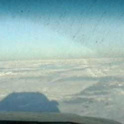 la peche sur glace  la banquise  du lac st pierre 35 km de long 12 de