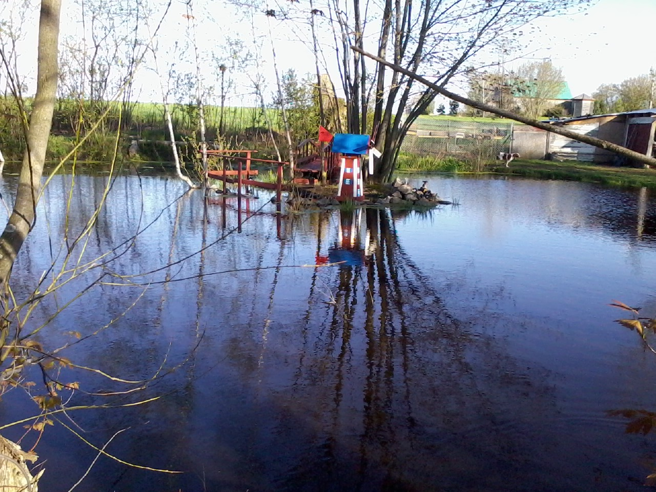 Photo petit lac