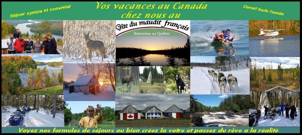 VACANCES AU CANADA PAS CHÈRES